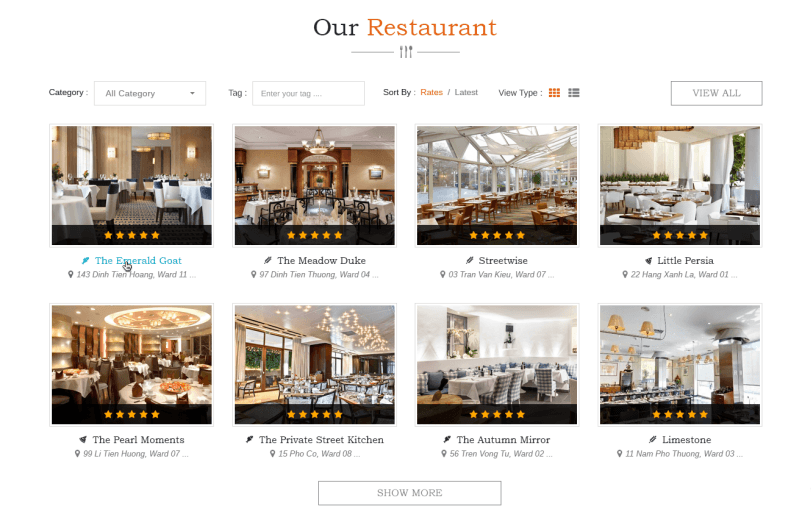 blog restaurant - DiningEngine