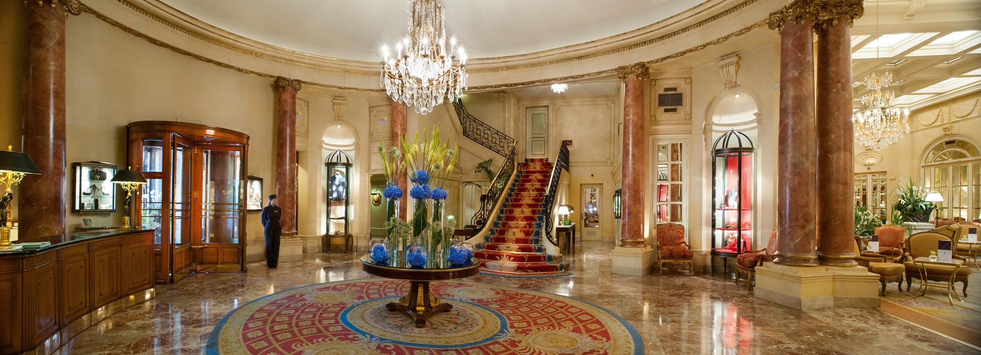 Hotel Ritz Paris Hotel