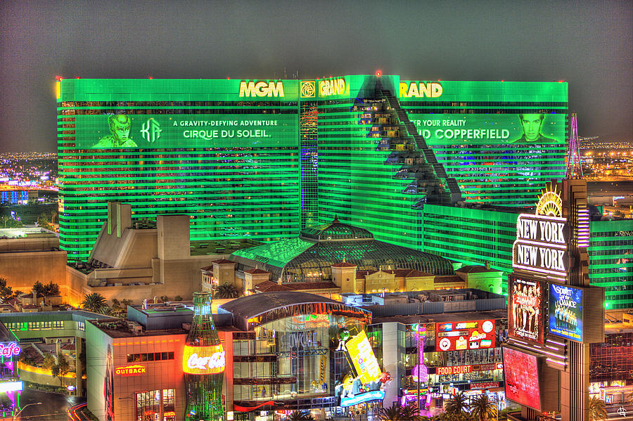 mgm grand las veags