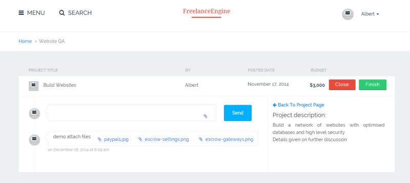 attachment - FreelanceEngine