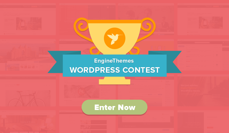 EngineThemes WordPress Contest