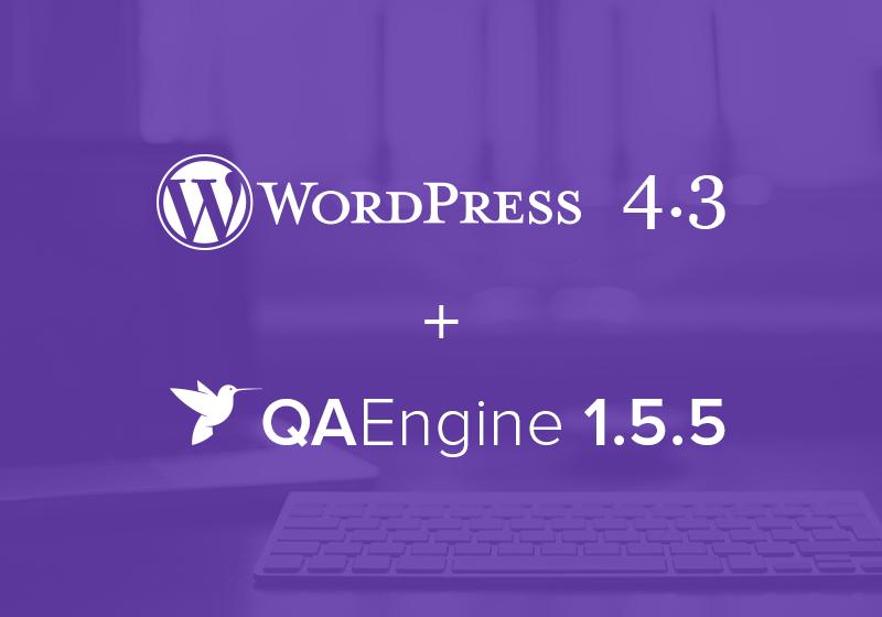 QAEngine 1.5.5