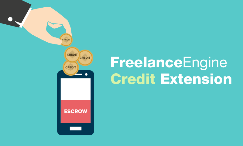 FreelanceEngine Credit Extension 1.0