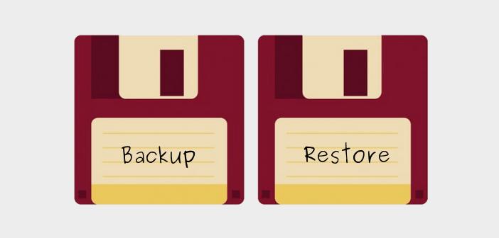 security tips for wordpress websites - Backup schedule