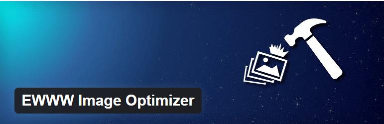 optimize images - ewww image optimizer plugin