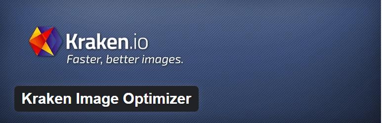 optimize images - Kraken plugin