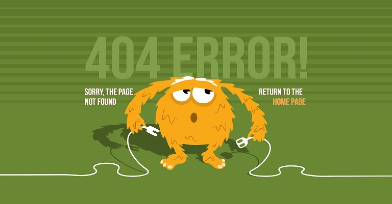 404 WordPress plugin