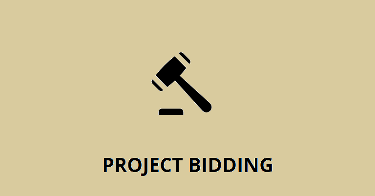freelancing business model - bidding fees