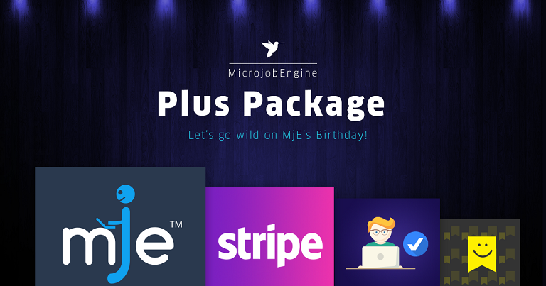 MicrojobEngine PLUS Package Pre-order
