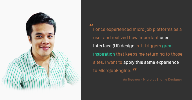 Meet Our MicrojobEngine Guys  An N. - An Ambitious Designer