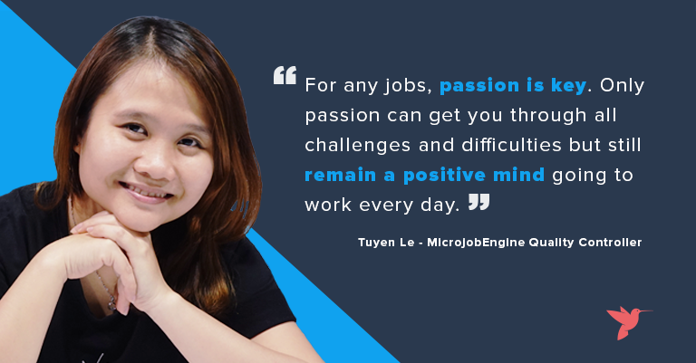 Tuyen Le - MicrojobEngine Quality Controller