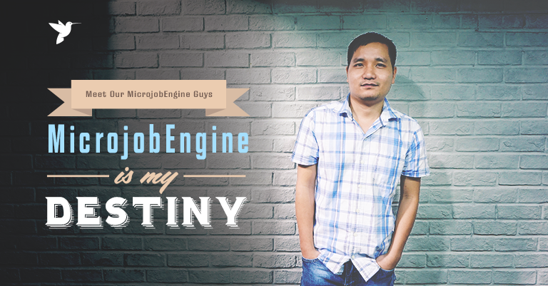 Meet Our MicrojobEngine Guys Hoai - An Energetic Developer - 1