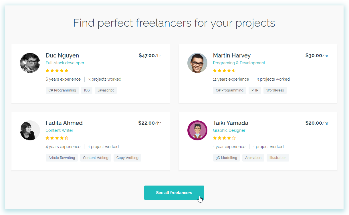 Sneak Peek: Take A First Look at FreelanceEngine 1 8 With New Design